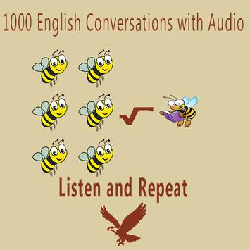 Hello English: Learn English Conversations screenshot 1