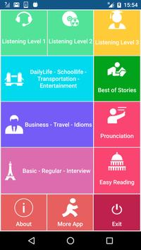 Hello English: Learn English Conversations screenshot 3