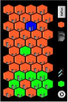 HexaBattle screenshot 2