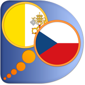 Czech Latin dictionary icon
