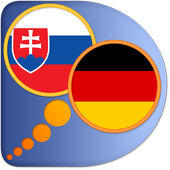 German Slovak dictionary icon