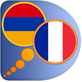 French Armenian dictionary icon