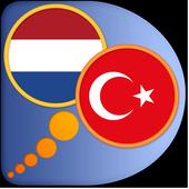 Dutch Turkish dictionary icon