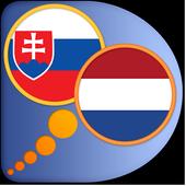 Dutch Slovak dictionary icon