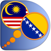 Bosnian Malay dictionary icon