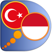 Indonesian Turkish dictionary icon
