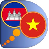Khmer Vietnamese dictionary icon