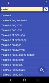 Filipino (Tagalog) Chinese Tra poster
