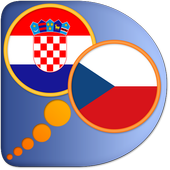 Czech Croatian dictionary icon