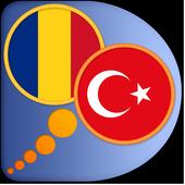 Romanian Turkish dictionary icon