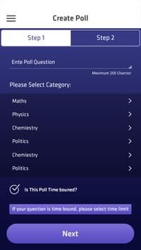 Poll Vault apk screenshot