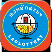 Lao lottery หวยลาว icon