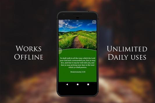 Daily Bread App - Bible verses. screenshot 2