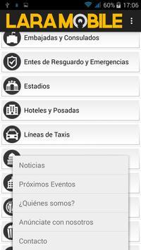 Lara Mobile screenshot 5