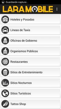 Lara Mobile screenshot 1