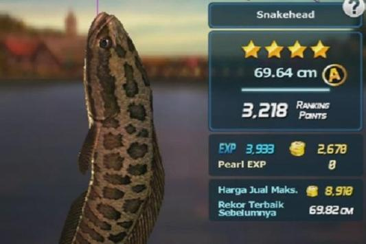 Cheats ACE FISHING WILD CATCH screenshot 3