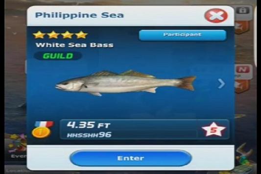 Cheats ACE FISHING WILD CATCH screenshot 8