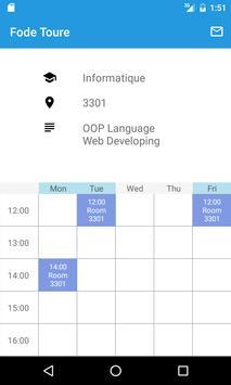 LaSalle Teacher Availabilities screenshot 3