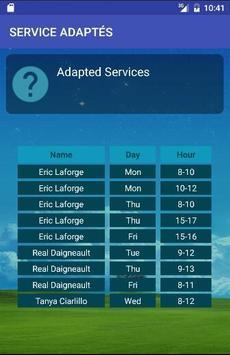 LaSalle Helping Center apk screenshot