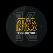 STARINTRO for Kustom KLWP icon