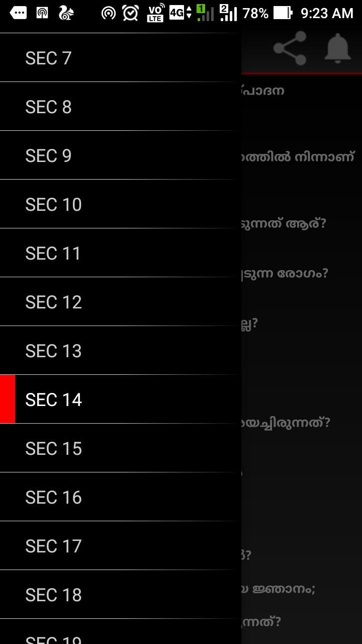 MALAYALAM PSC 2018 : MALAYALAM QUESTIONS & ANSWERS for Android - APK