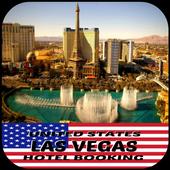 Las Vegas Hotel Booking icon