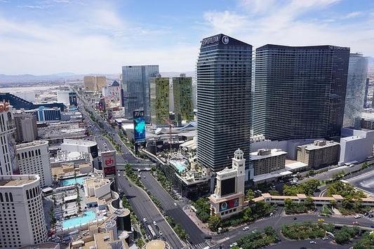 Las Vegas Tourist Places (Guide) poster