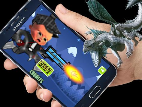 Boss super Baby Dragon Run apk screenshot