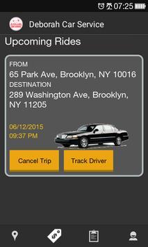 Deborah Car Service apk screenshot