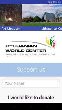 Lithuanian World Center screenshot 10
