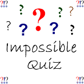 Impossible Quiz free icon