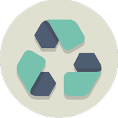 Recycle Map icon