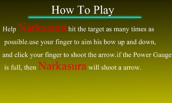 Kill Narkasura apk screenshot