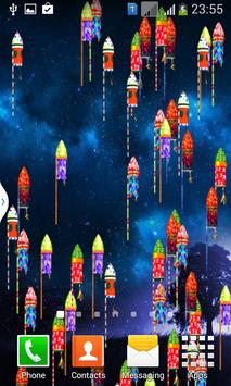 Rocket Diwali Launcher apk screenshot