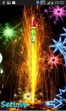 Rocket Diwali Launcher apk screenshot