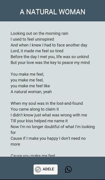 Song Lyrics apk screenshot