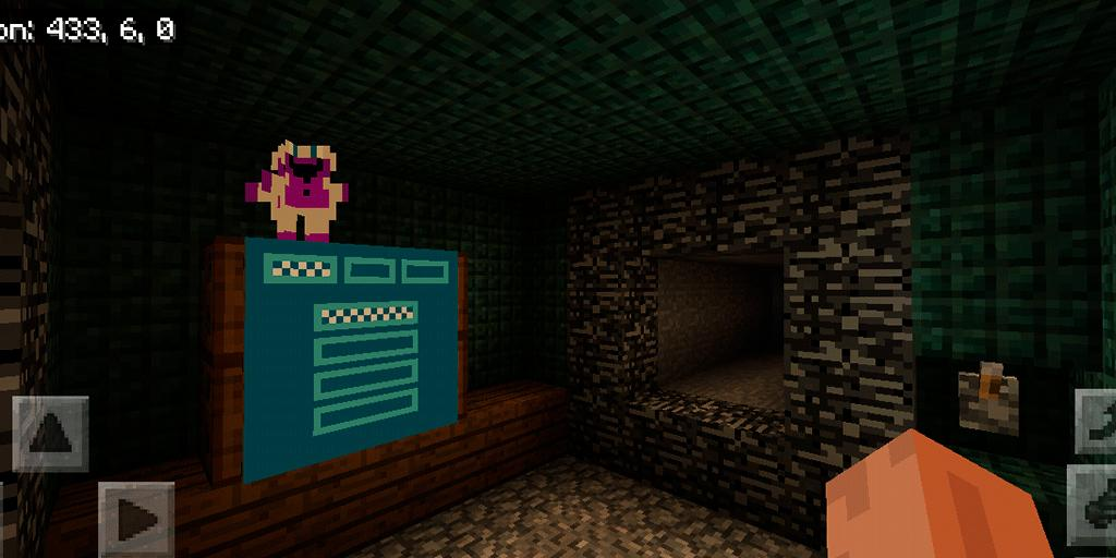 FNAF Horror Pizzeria Simulator  Map for MCPE for Android