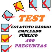 TEST ESTATUTO BÁSICO EMPLEADO PÚBLICO icon