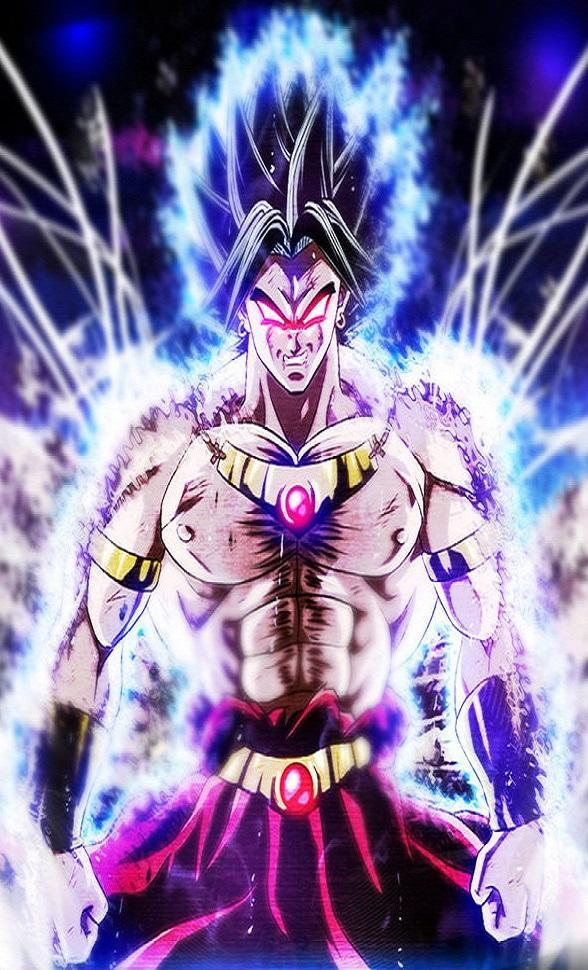 Broly Ultra Instinct Wallpaper For Android Apk Download