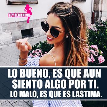Frases Cabronas Para Mujeres poster