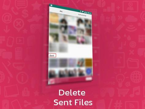 Cleaner & Booster for WhatsApp screenshot 2