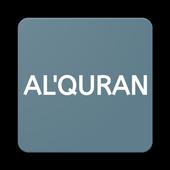 Quran App English icon