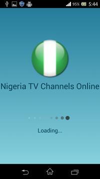 Nigeria TV Channels Online poster