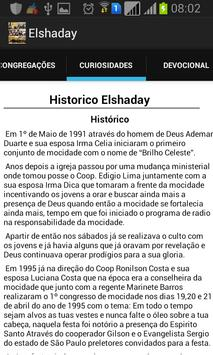 Elshaday apk screenshot