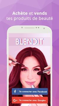 BlendIt - Deals Maquillage poster