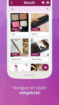 BlendIt - Deals Maquillage screenshot 1