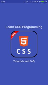 Learn CSS Programming poster