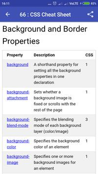 Learn CSS Programming screenshot 7