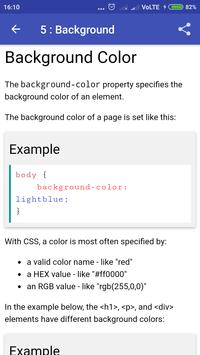 Learn CSS Programming screenshot 4