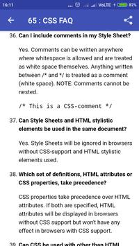 Learn CSS Programming screenshot 6
